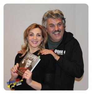 Claudio Trotta e Elena Di Cioccio